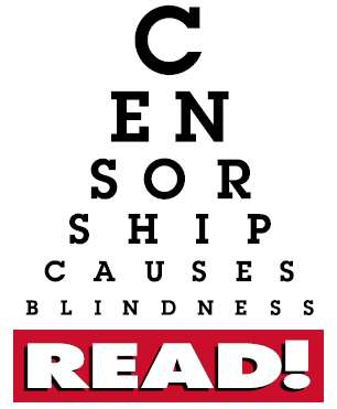 banned books eyechart