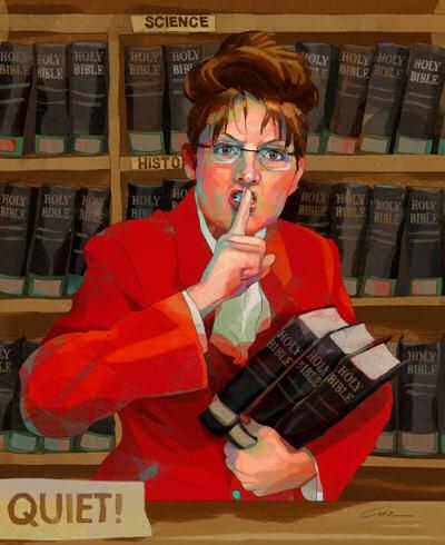 Sarah-Palin-Librarian