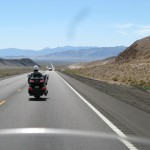 Riding the Lonliest Highway, Reno to Las Vegas