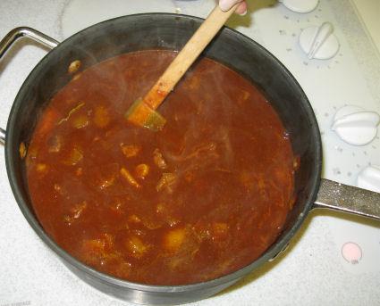 Crouton's Chili con Carne