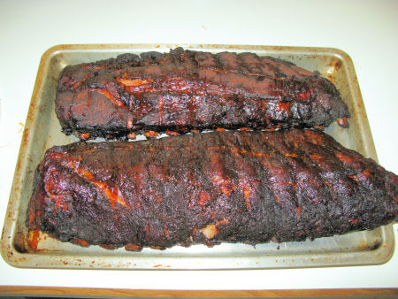 The ribs, ditto